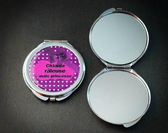 double Pocket mirror