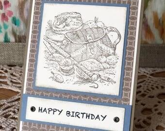 Birthday - SU! Fisherman