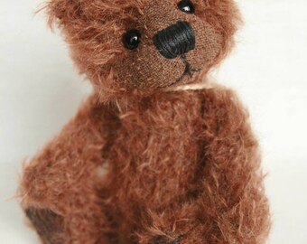 Ludwig the teddy bear Künstlerteddy