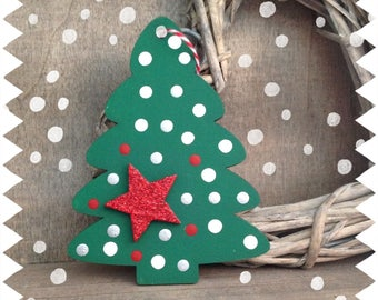 Christmas Tree Bauble by Duck Duck Goose