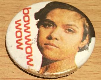 Bow Wow Wow Vintage Badge