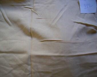 NO. 222-FABRIC LINEN BEIGE COLOR COTTON - SAND