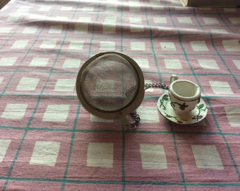 tea leaf holder