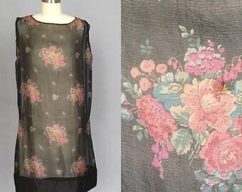 SALE vintage antique 1920s dress