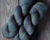 Silky Merino Lace High Twist Yarn - Sea Breeze