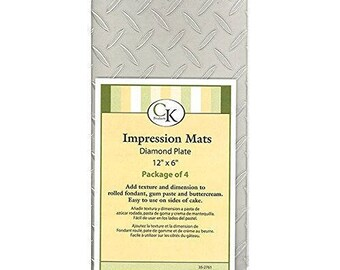 Impression Mat - Diamond Plate - CK Products
