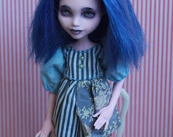 OOAK Monster High Repaint Doll Custom by Azhill
