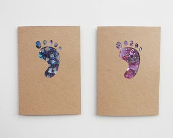 New Baby Confetti Card