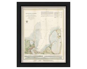 Edgartown Harbor 1848