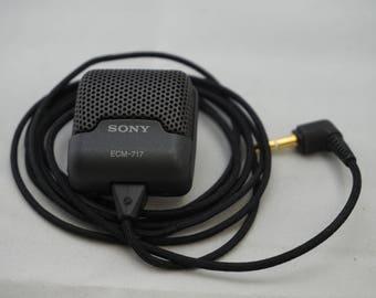 Sony ECM 717 Microphone