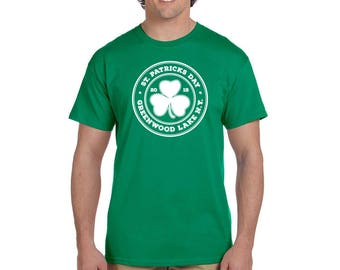 Personalized St. Patricks Day T-Shirt