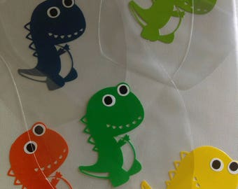 Dinosaur Treat Bag, Dinosaur Bag, Dinosaur Party Favor, Dinosaur Birthday Party, Dinosaur Baby Shower, Dinosaur Theme