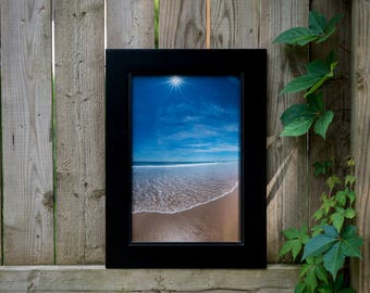 Photograph of Island beach State park New Jersey