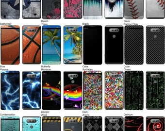 Choose Any 2 Designs - Vinyl Skins / Decals / Stickers for LG V20 Android Smartphone