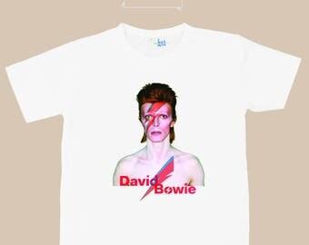 David Bowie Legend Singer T Shirt S.M.L.XL.XXL.XXXL