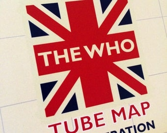 THE WHO - made in London