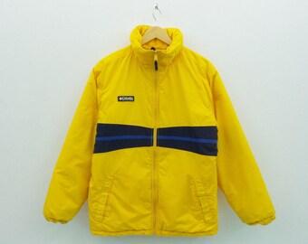 Columbia Jacket VINTAGE  Columbia Jacket 90's Columbia Sportswear Jacket Made In Cambodia Mens Size XXL