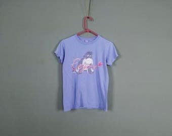 The Lavender Eeyore Tee