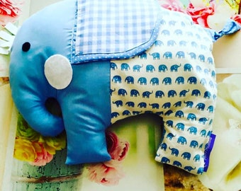 Elephant Toy Pillows