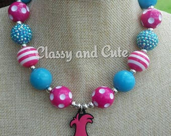 Poppy Chunky Necklace