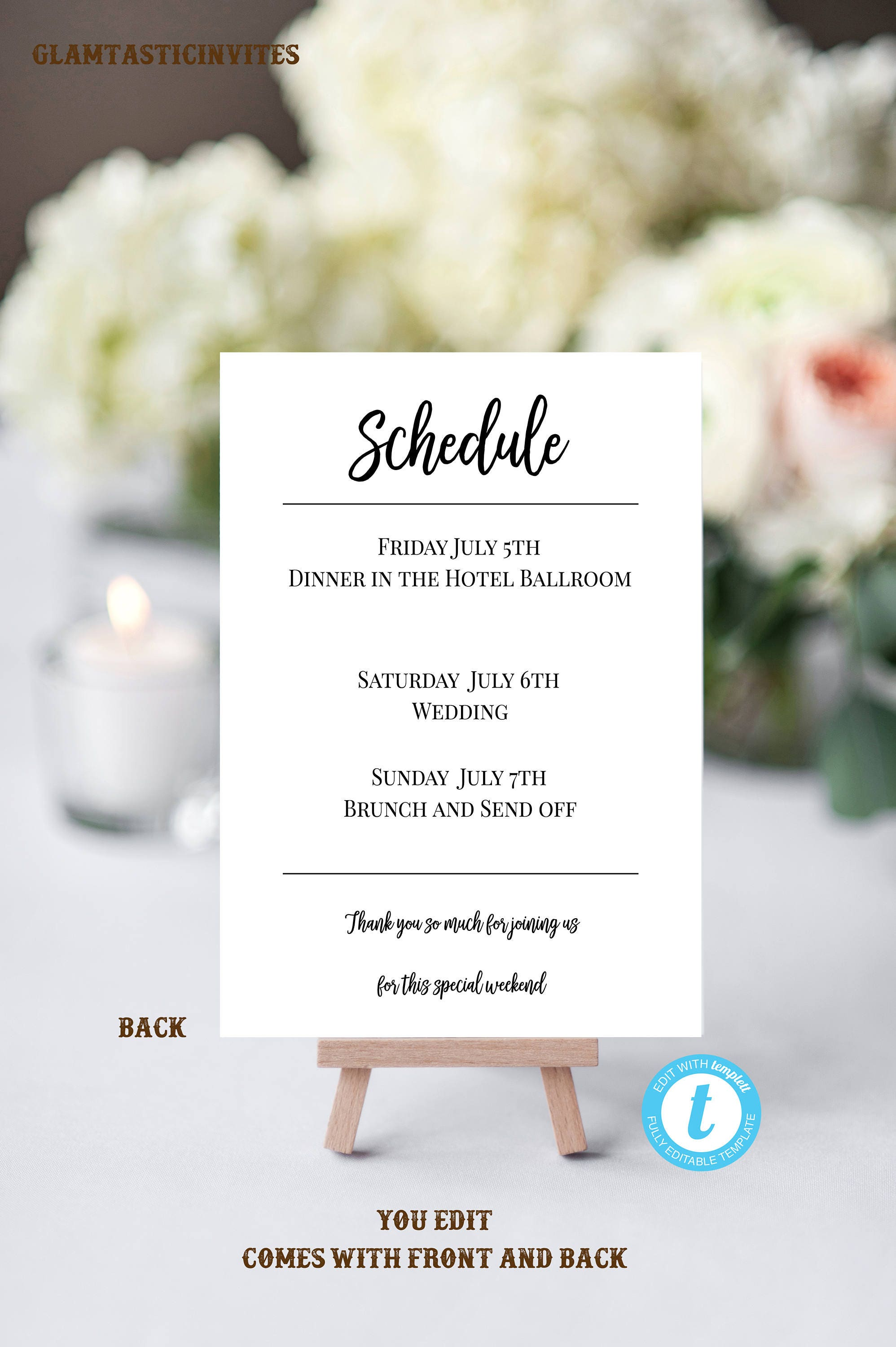 Wedding Welcome Letter Templates Altin Northeastfitness Co