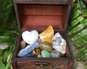 The Sacred Crystal