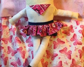 Sweet Dreamers handmade rag doll
