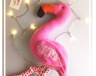 Flamingo ,pink toy,eco-friendly,child gift