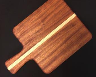 African Mahogany Cutting Board