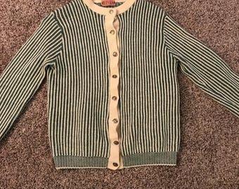 Vintage Lansea Pure Wool Sweater