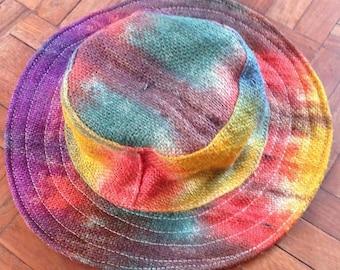 Bohemain Pure Hemp Sun Hat