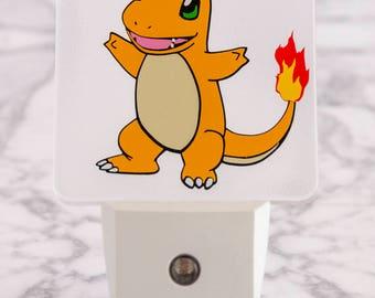 Pokemon Charmander LED Night Light