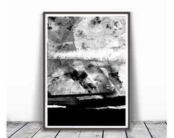 minimalism art, Abstract Paintings, Black And White, Large Wall Art, Modern Painting, Modern Minimalist, Modern Art, Abstract Art,