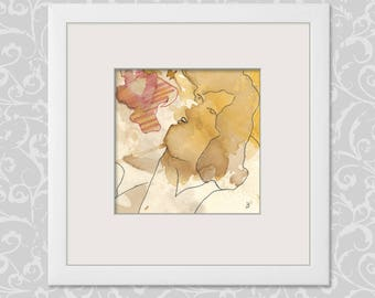 Image art 15/15 cm (5.9/5.9 inch)