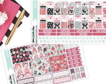 Back to School August Monthly Kit for ECLP