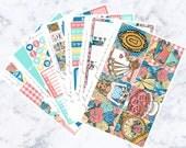 PRE-SALE! Alice Luxe Kit (Glam Planner Stickers for Erin Condren Life Planner)