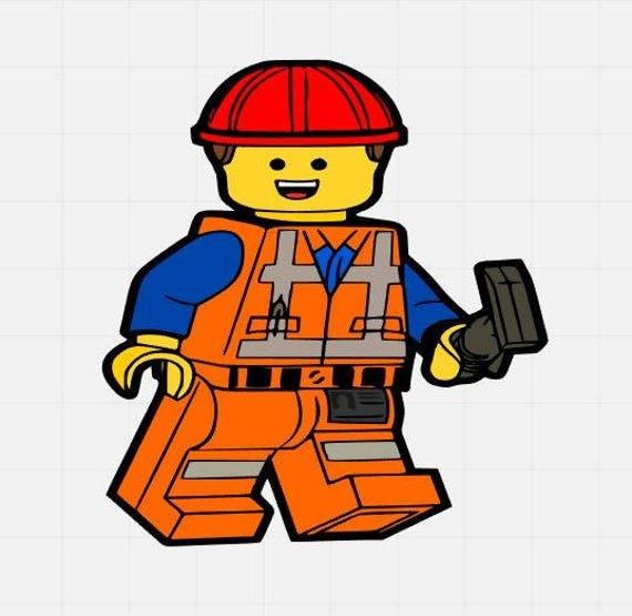 Download Emmet Lego man Lego Movie Svg Svg Cut File Svg Cutting