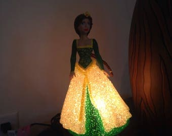 Rare princess fiona lamp nightlight
