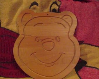 Disney Winnie the Pooh Cutting Board Unused