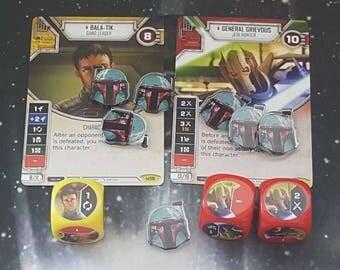Destiny Boba Shield Tokens (7)