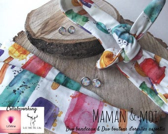 Mommy & me set Collaboworking
