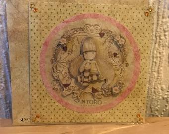 Santoro greetings Card