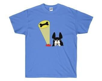 Bat Dog Men's Tee