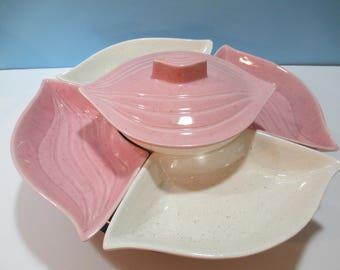 LAZY SUSAN CALIFORNIA Pottery