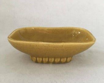 Vintage McCoy Divided Dish - 1801