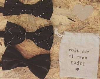 Bow tie for your groomsman