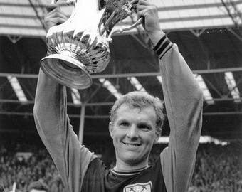 Bobby Moore A1 LIMITED EDITION Canvas