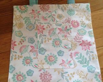 Floral Market Bag