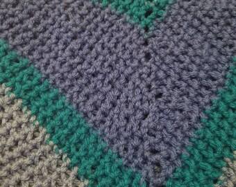 Baby Blanket, Afghan, Crochet blanket, Crochet baby blanket, Crochet baby afghan