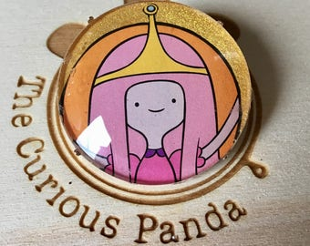 Adventure Time brooches!